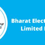 Bharat Electronics Limited BEL Recruitment