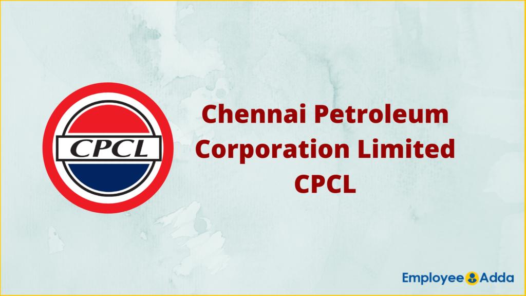 CPCL Recruitment