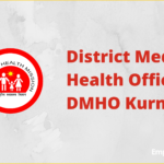 DMHO Kurnool Recruitment