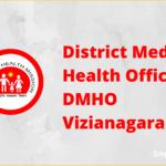 DMHO Vizianagaram Recruitment