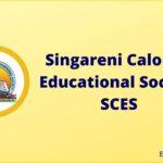 SCES Recruitment